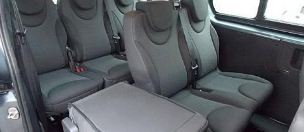 Private Minivan 8 Seats